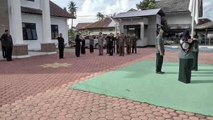 PERINGATAN SUMPAH PEMUDA KE 89 TAHUN 2017 DI PENGADILAN NEGERI CALANG KELAS II